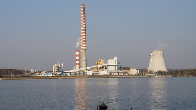 Coal Fired Power Plant, Rybnik, Power Plant