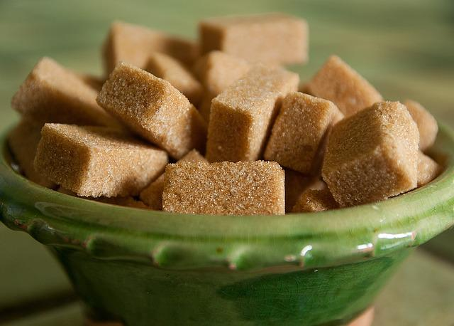 Sugar, Sugar Bowl, Sugar Lumps, Power, Cane Sugar
