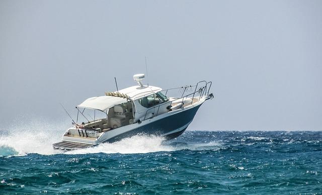 Speed Boat, Sea, Water, Speed, Fun, Power, Wave, Summer