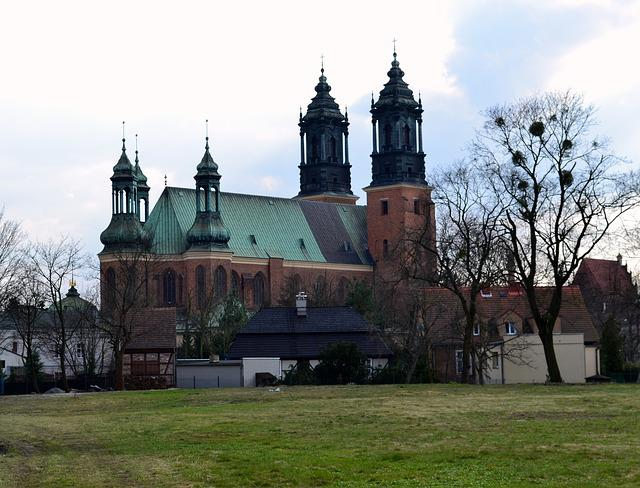Architecture, Poznan, The Cathedral