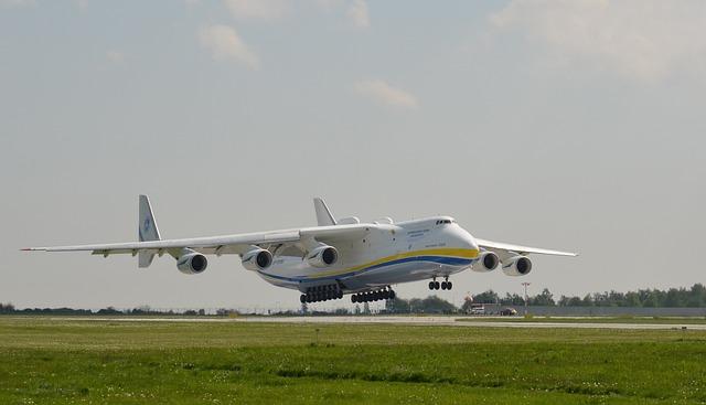 Airport, Antonov, Aircraft, Fly, Passengers, Prague