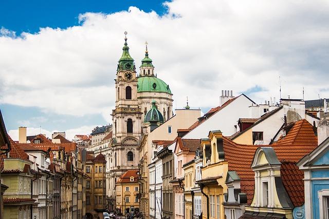 Prague, Czech Republic, Prague Castle, Architecture