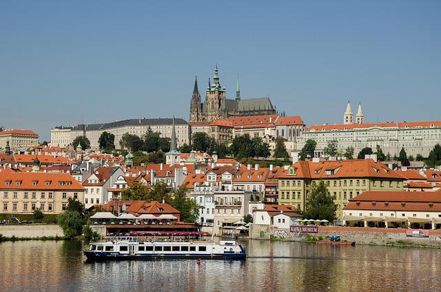 Prague, Europe, Moldova, Czech Republic, Historically