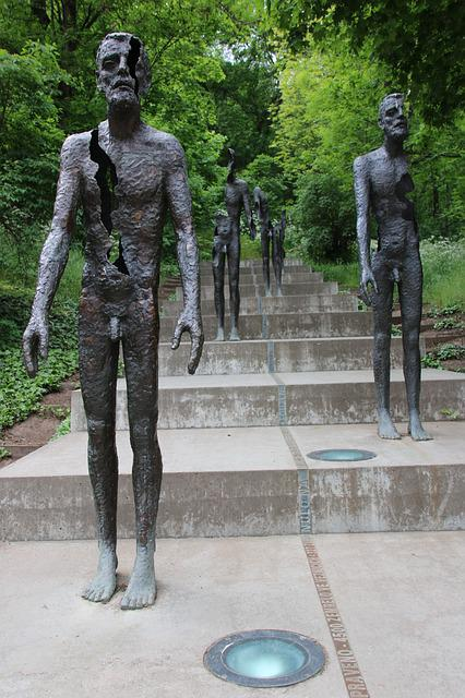 Prague, Statues, Mala Strana, Czech Republic