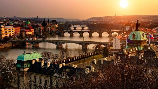 Prague, Panorama