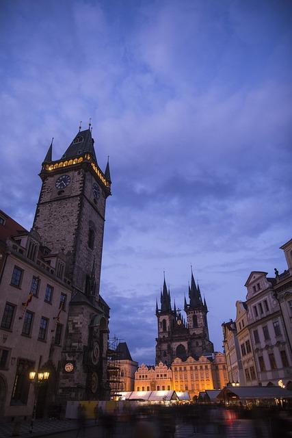 Prague, Czech Republic, Historically, Praha