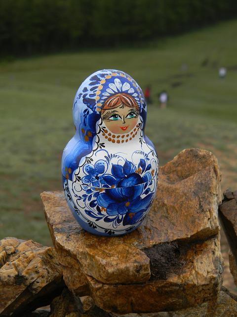 Matryoshka, Tourism, The Scenery, Prairie