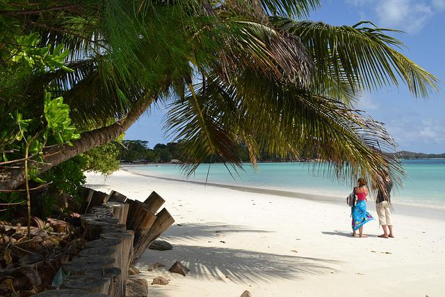 Praslin, Island, Seychelles, Tropical, Travel, Ocean