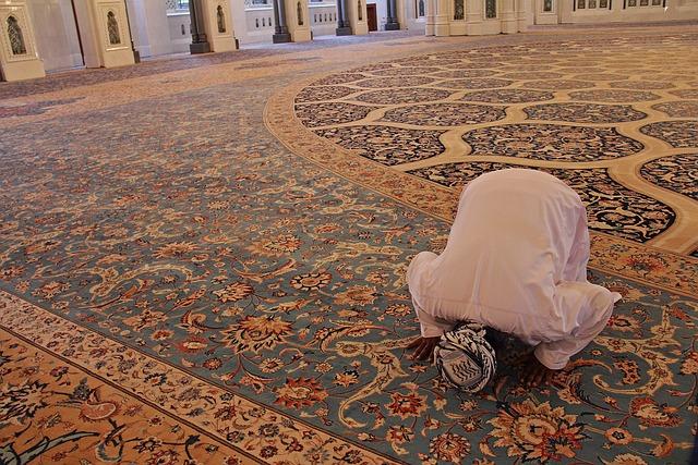 Pray, Prayer, Carpet, Design, Pattern, Desktop