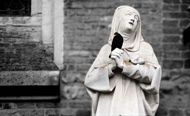 Nun, Religious Sister, Prayer, Faith, Christian, Church
