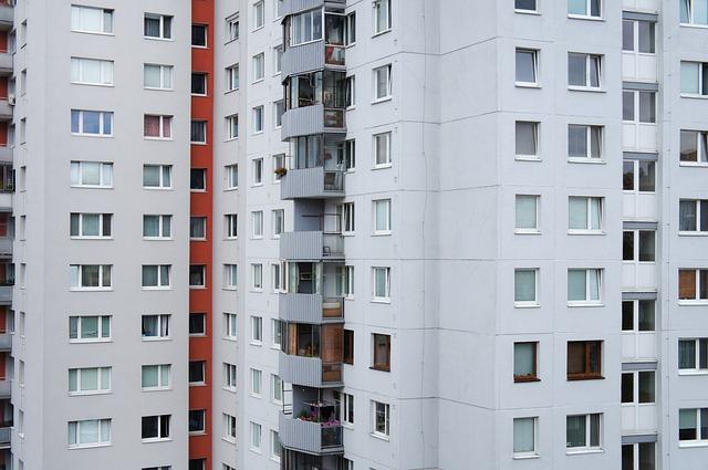 Prefab, Bytovka, House, Settlement