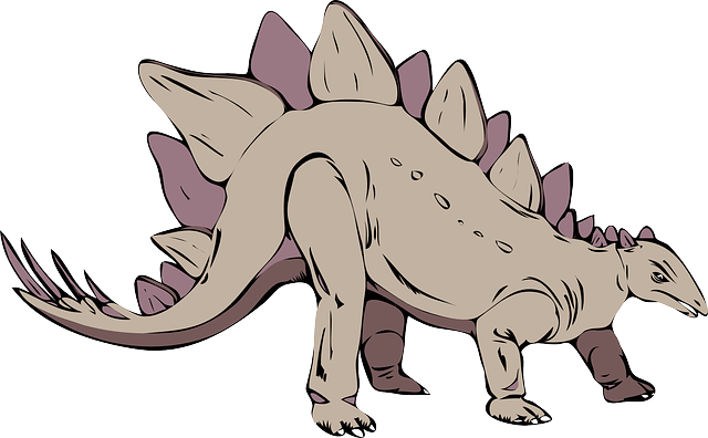 Stegosaurus, Dinosaur, Ancient, Extinct, Prehistoric