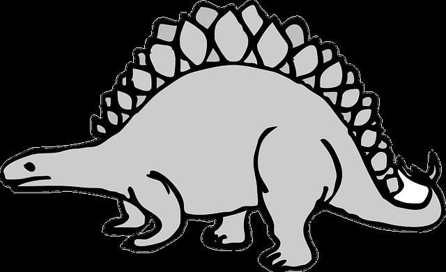 Stegosaurus, Dinosaur, Prehistoric, Animal, Jurassic