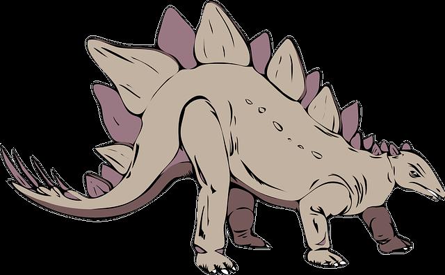 Stegosaurus, Dinosaur, Ancient, Extinct, Prehistoric