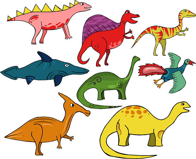 Dinosaur, History, Prehistoric, Extinct, Palaeontology