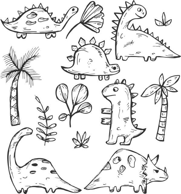 Dinosaur, Prehistoric Times, Reptile, Animal