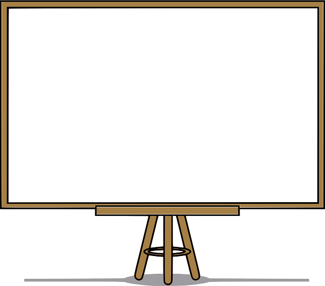 Whiteboard, White Board, Blank, Presentation, Board