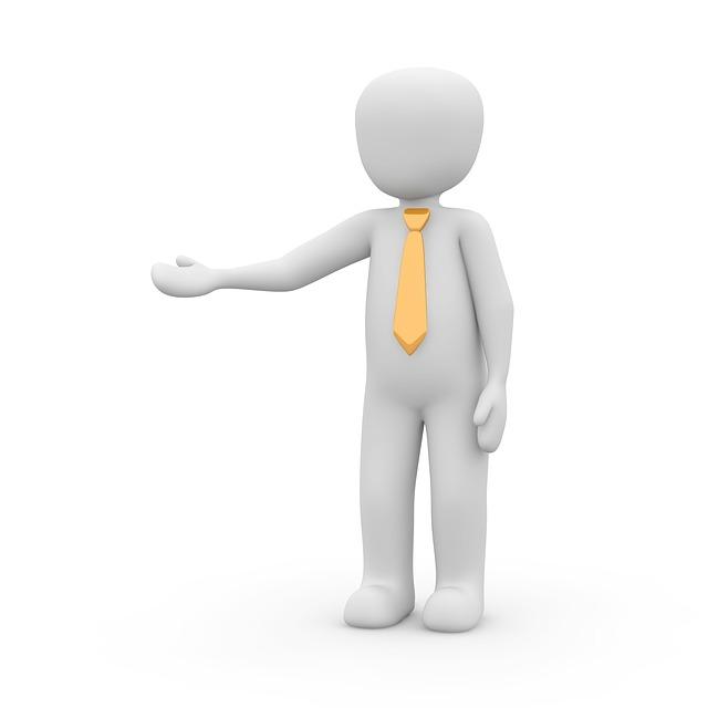 Presentation, Tie, Business, Fair, Imagine, Neck Tie