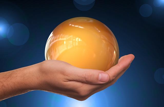 Hand, Keep, Ball, Finger, Present, Presentation, Offer