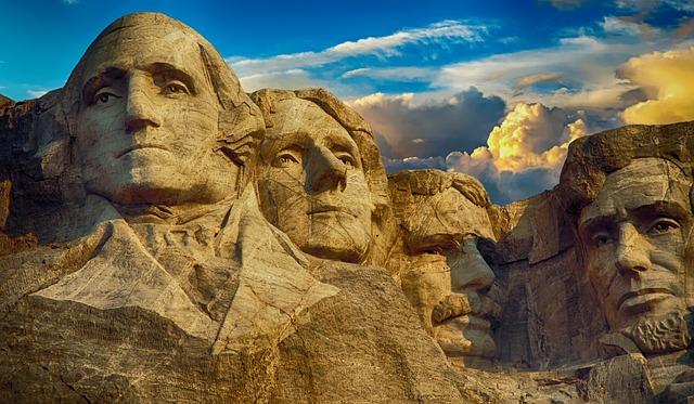 Monument, President, Landmark, Government, Patriotism