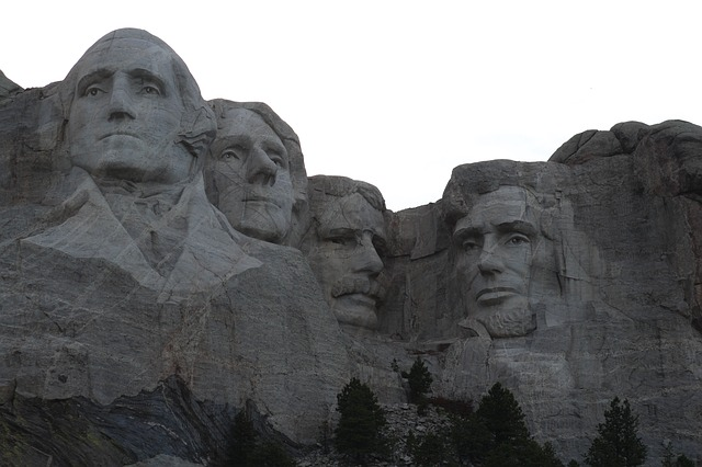 Mount Rushmore, National Monument, Presidential