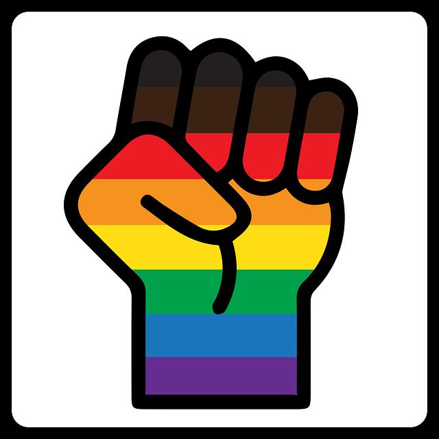 Pride, Rainbow, Lesbian, Gay, Lgbt, Bisexual