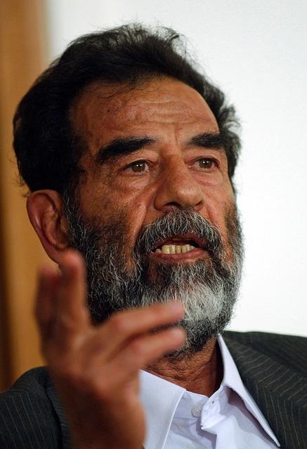 Iraq, Dictator, President, Prime Minister