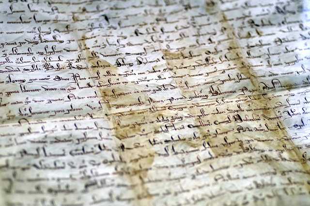 Document, Parchment, The Middle Ages, Princely, Royal