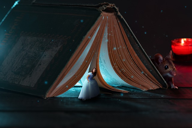 Cinderella, Princess, Story, Disney, Dress, Girl