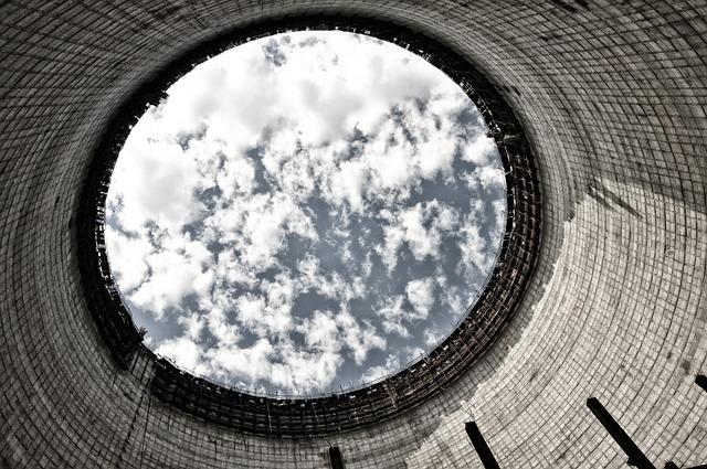 Pripyat, Chernobyl, Cooling Tower