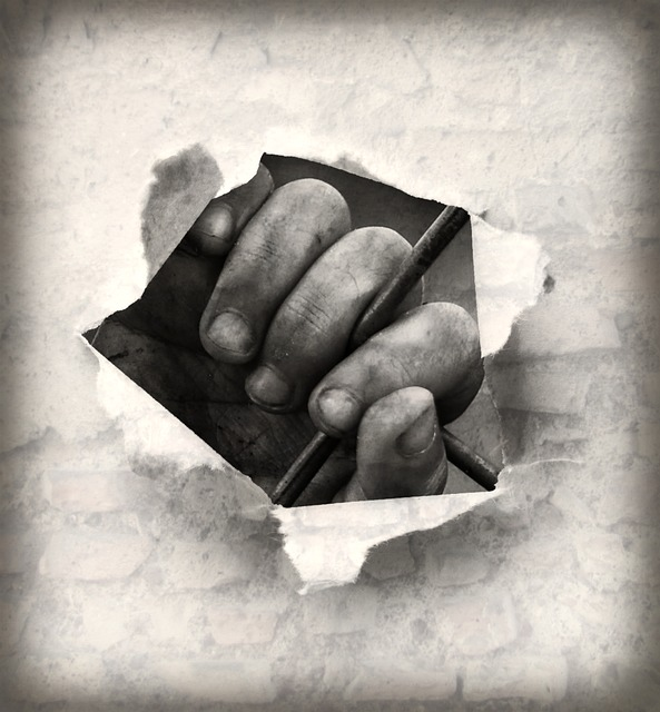 Child, Child's Hand, Refugee, Prison, Imprisoned
