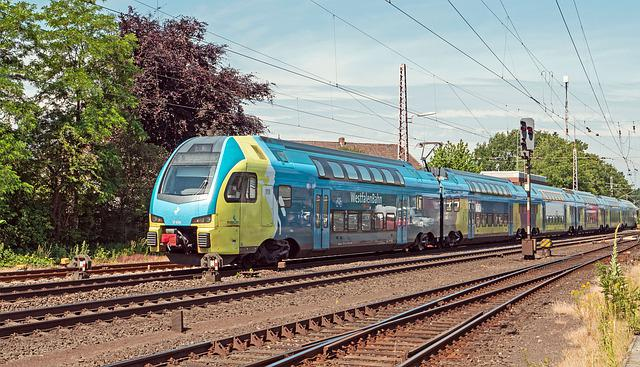 Regional Trains, Double Decker, Private Railway