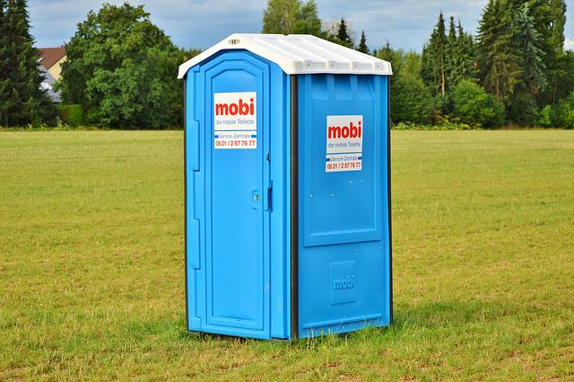 Dixi, Toilet, Dixi Loo, Mobile Toilet, Privy