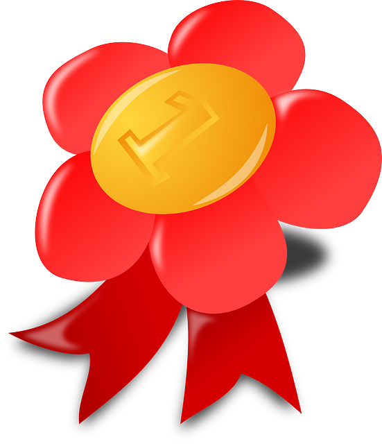 Award, First, Winner, Prize, Accolade, Badge