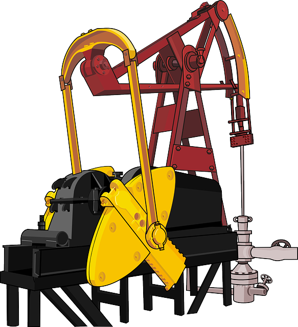 Oil Pump, Oil Production, Production, Industry, Gas
