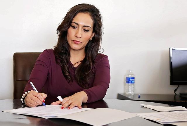 Woman, Women, Office, Work, Business, Professional