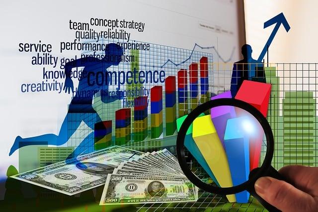 Success, Startup, Businessmen, Profit, Competence