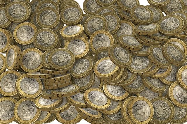 Coins, Money, Profit, Wealth, Business, Risk, Financial