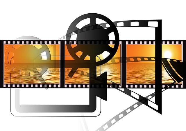 Projector, Movie Projector, Cinema, Demonstration, Film