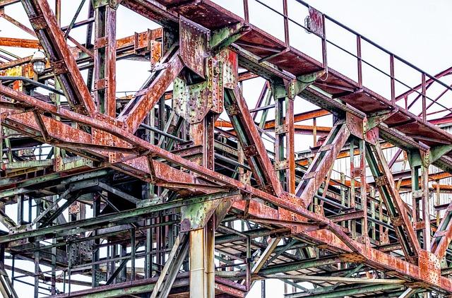 Promotion, Linkage, Technology, Industry, Metal, Steel