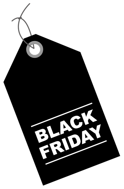 Black Friday, Discounts, Discount, Label, Promotion