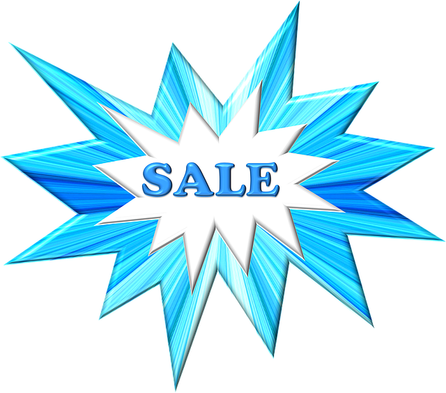 Sales, Promotions, Advertising, Sticker, Banner