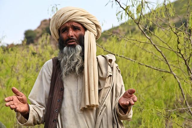 Turban, Man, Praying, Explaining, Prophet, Religious