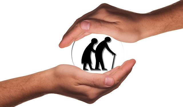 Seniors, Care For The Elderly, Protection, Protect