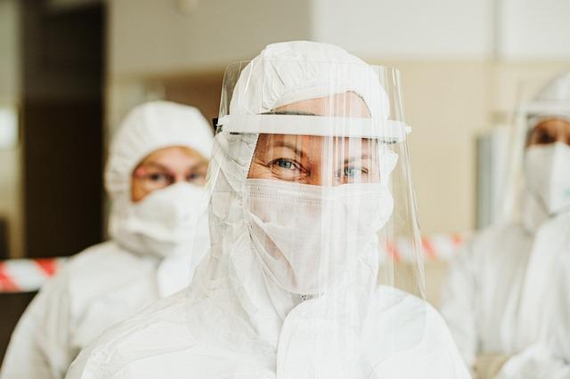 Protective Suit, Frontliner, Coronavirus, Covid-19