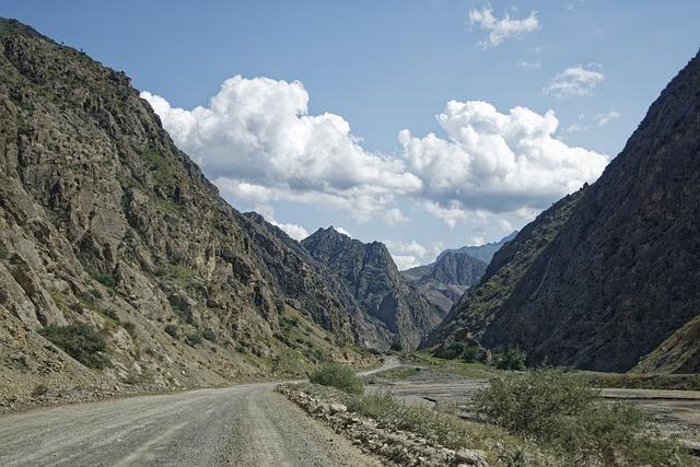 Tajikistan, Province Of Mi, Hissargebirge, Hisortal