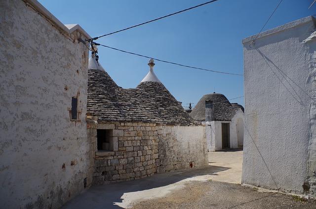 Puglia, Trulli, Campaign, South