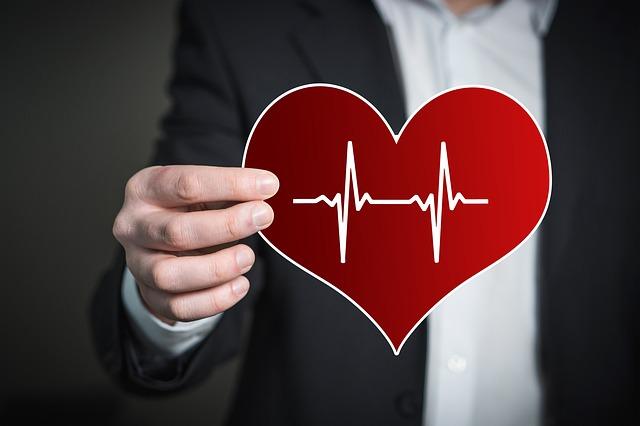 Hand, Man, Bitcoin, Keep, Present, Heart, Health, Pulse