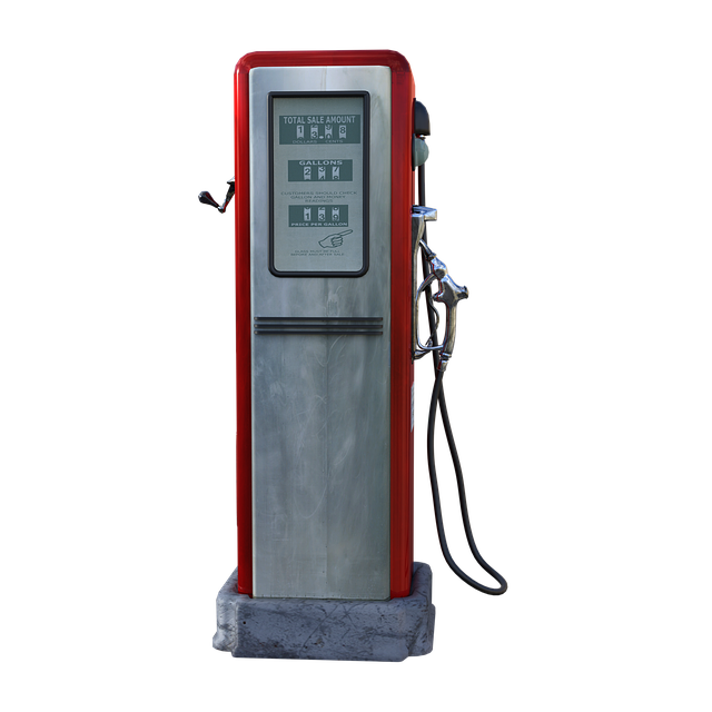 Gas Pump, Gasoline, Petrol, Vintage, Refuel, Pump
