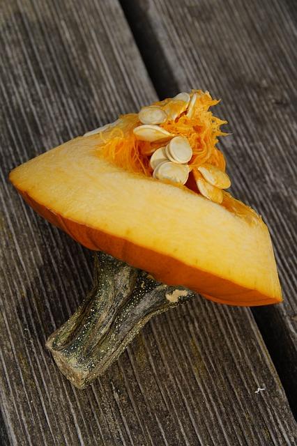 Pumpkin, Lid, Halloween, Autumn, Orange, Vegetables
